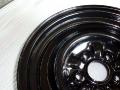 Stahlfelge pulverbeschichten