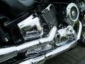 Motorrad verchromen