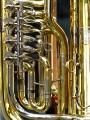Instrumente versilbern und vergolden bicolor