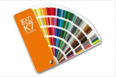 Pulverbeschichten in sämtlichen RAL-Farben
